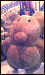 found a Koala at the Boudin Sourdough Bakery in San Francisco