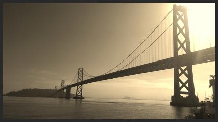 ran to the San Francisco-Oakland Bay Bridge