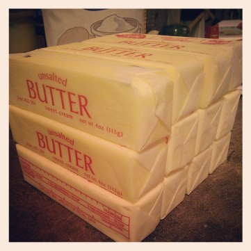 butter makes everything OK
