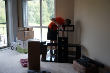 packing up our Minnesota home!