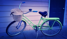 my bike is getting all pimped out!