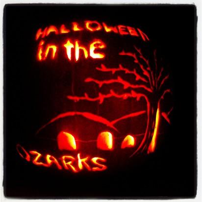 pumpkin carving contest!