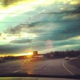 the theme for my 2013 Thanksgiving: longest. road trip. of my life.