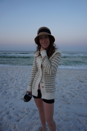 our honeymoon in Santa Rosa Beach, Florida