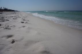 our honeymoon in Santa Rosa Beach, Florida
