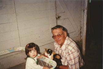 GrandpaW_Rachel _1993