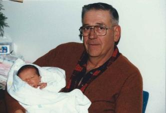 GrandpaW_Rachel _Oct1988