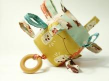 shop Bird + Elephant on etsy! | Sensory Toys: Organic Light Bugs