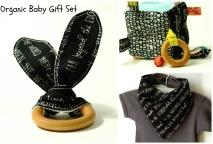 shop Bird + Elephant on etsy!   Sensory Toys: Organic Black and White Storytime Gift Set