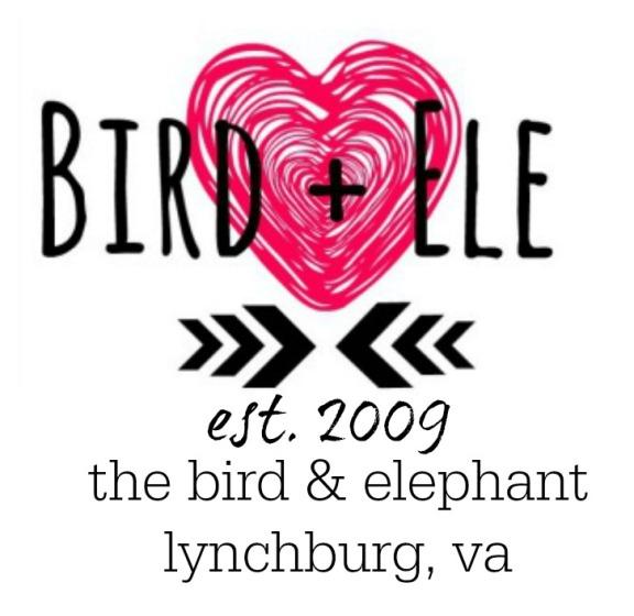 shop Bird + Elephant on etsy!